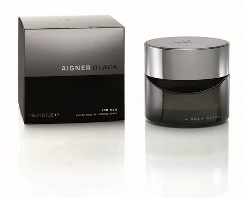 Aigner Black M Edt 125ml-65054336