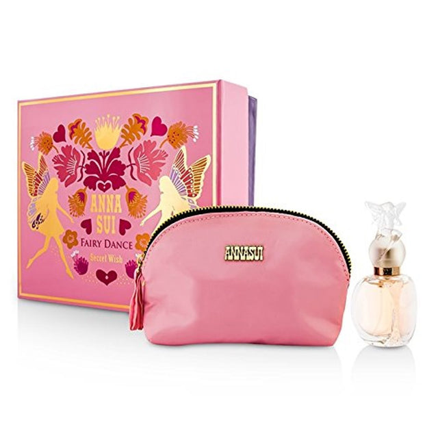 Anna Sui Fairy Dance Set (Edt30ml+Pouch)-82424254