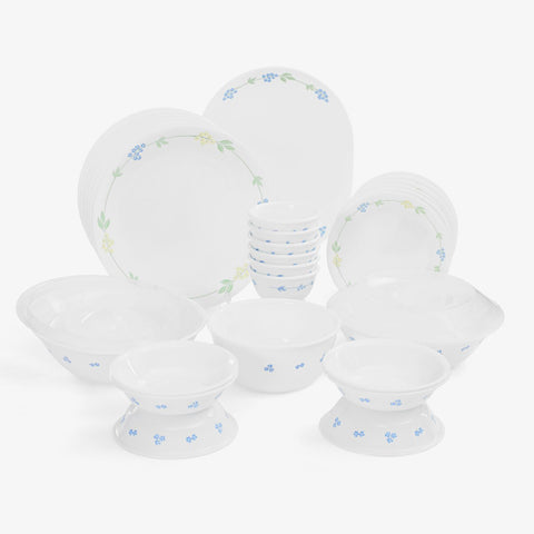 Corelle Livingware Secret Garden 30 Pieces Dinner Set 8903813205704