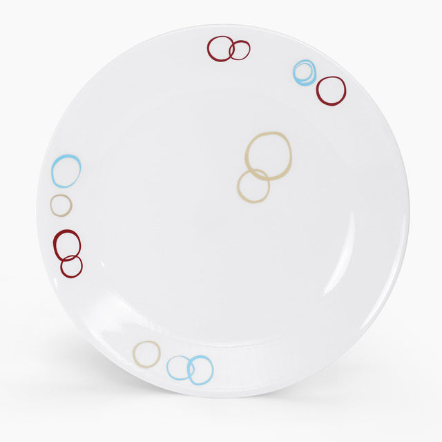 Corelle Livingware Circle 6 Pieces Dinner Plate Set 8903813207807
