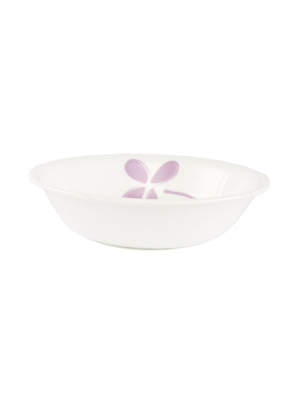 Corelle Asia Warm Pansies 6Pc Veg Dessert Bowl-8903813209412
