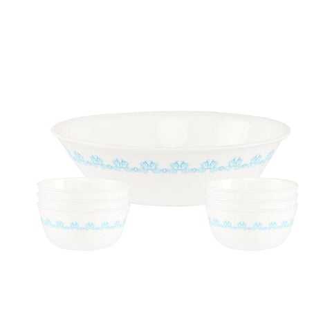 Corelle India Collection Rhythm 7 Pcs Pudding Set - 8903813251923