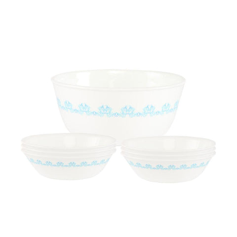 Corelle India Collection Rhythm 7 Pcs Pudding Set - 8903813252081