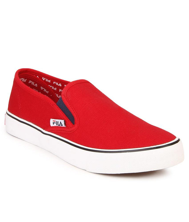 FILA Men's Red & Navy Relaxer IV Lifestyle Shoe - 11003785