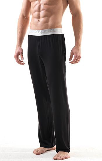 Blackspade Men Silver Long Pant - Black