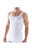 Blackspade Men Comfort Singlet - White (Small)