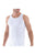 Blackspade Men Intimate Wear Singlet Po2 - White (XXXL)