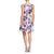 Jessica Simpson Fit & Flare Floral Scuba Dress - Floral