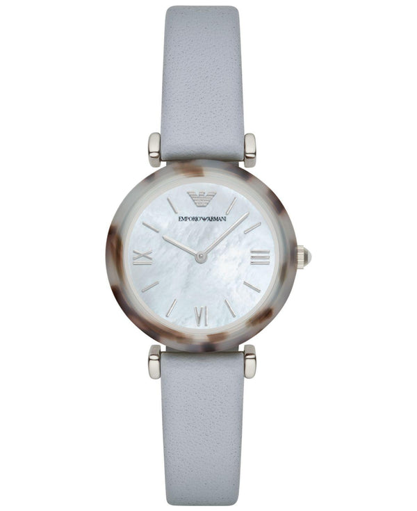 Emporio Armani Women's White dial Watch