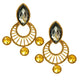 Artsie Ville-Aamber Earrings