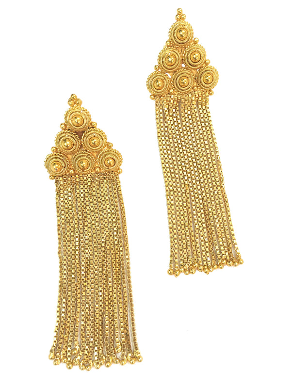 Artsie Ville-Edith Earrings
