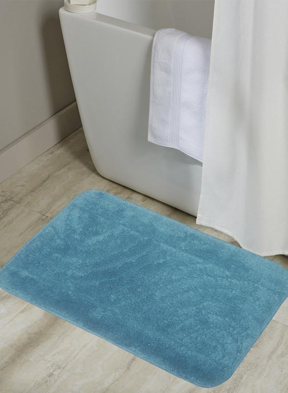 CLASSIC BATH MAT 100% Cotton with Anti Skid, Rubber Backing, Max absorbance & Super soft (BM488A)