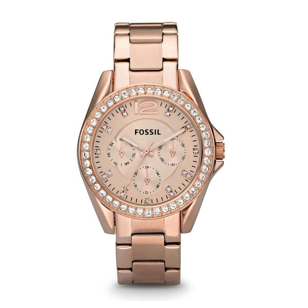 Fossil Women's Gold Analog Fashion Watch