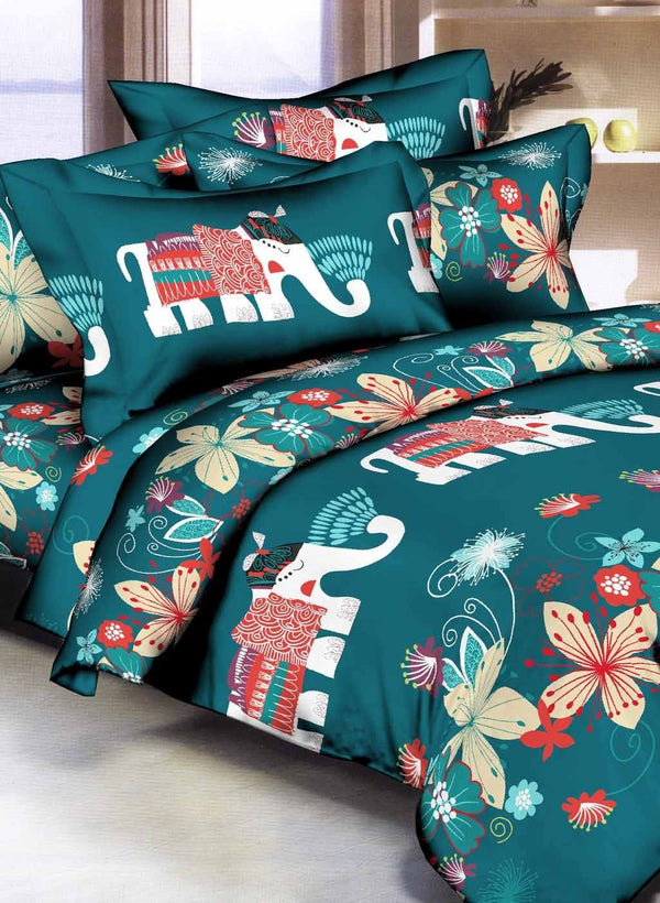 Double Bed Comforter with Silken Filling (COMF195)