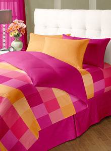 Double Bed Comforter with Silken Filling (COMF211)