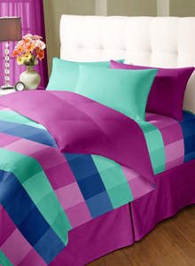 Double Bed Comforter with Silken Filling (COMF212)