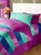 Double Bed Comforter with Double bedsheet with two pillow covers (COMF230)