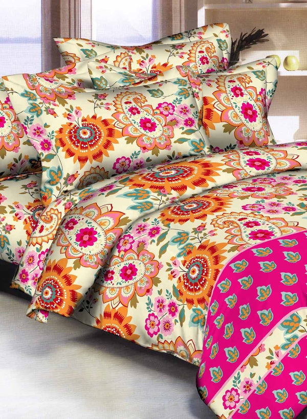 Double Bed Comforter with Silken Filling (COMF260)