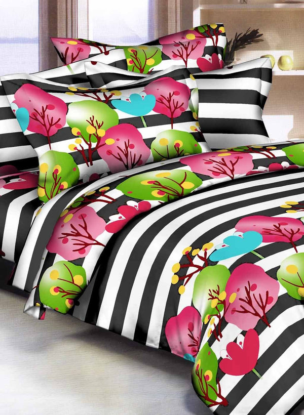Double Bed Comforter with Silken Filling (COMF261)