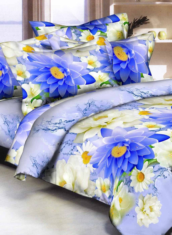 Double Bed Comforter with Silken Filling (COMF340)