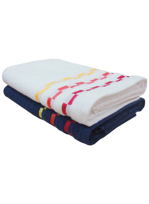 2 Piece Bath Towel (100% Cotton) (C_Bt123Z_Bt118Z)