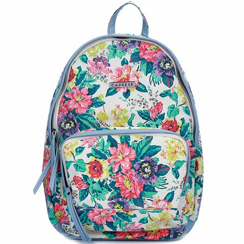 Caprese Women's Florentine Medium Backpack Multi - BPFLOMDMFBU