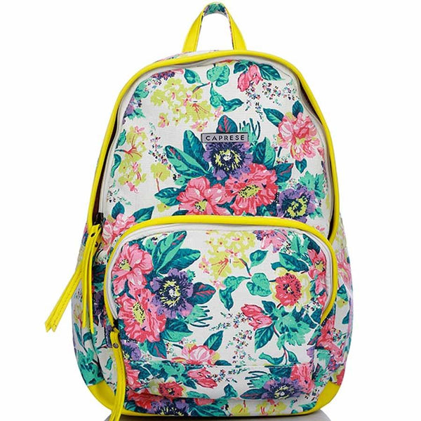 Caprese Women's Florentine Medium Backpack Multi - BPFLOMDMFYW