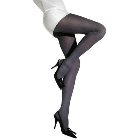 Cette Zurich Pantyhose - Dark Grey (Medium)