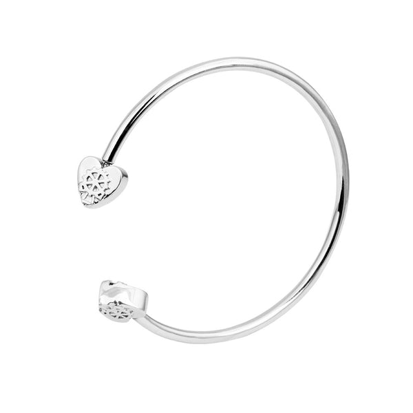 CHARMLET 01 Sterling Bracelet - Silver Plated