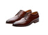 Paulo Brown Tan Derby Shoes - Premium Leather Handcrafted Shoes