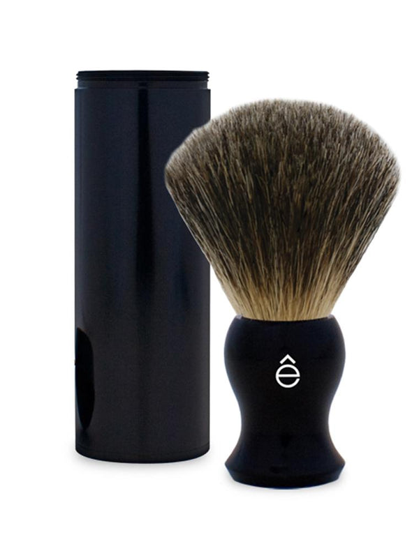 eShave Fine Travel Shaving Brush