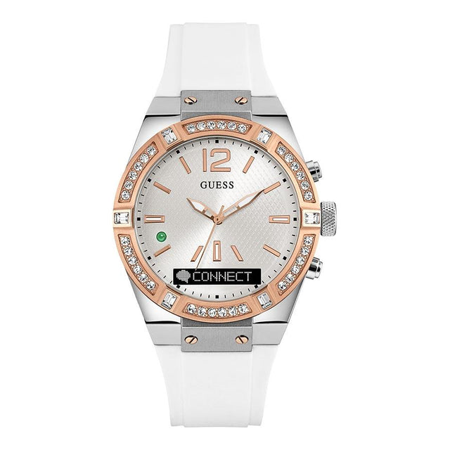 Guess Connect Voice Command Women's Smartwatch - C0002M2