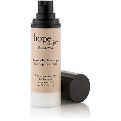 Hope in a Jar Foundation Broad Spectrum Shade 3
