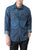 True Religion Jake Denim Shirt With Iconic Stitch & Shoulder Yoke Detailed