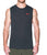 Men's UA Threadborne Siro Muscle Tank (Anthracite)