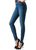 True Religion Casey - Low Rise Super Skinny Denimm With Back Flap