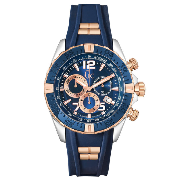 GC SportRacer Men's Watch - Y02009G7