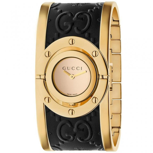 Gucci Women's  Twirl Blooms Watch -YA112444