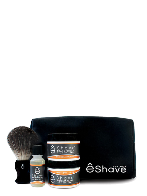 eShave Start Up Kit 4 Pieces