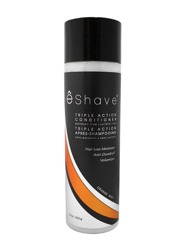 eShave Triple Action Conditioner - Orange Mint