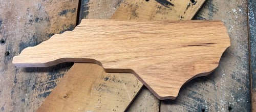 NC Shaped Cutting Board 13