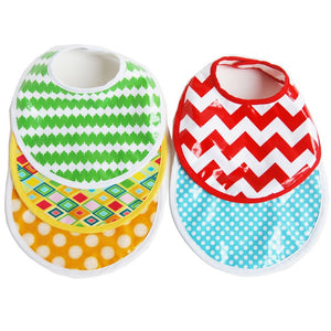 Baby: Waterproof Reversible Bib