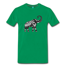 Good Luck Elephant T-Shirt - kelly green