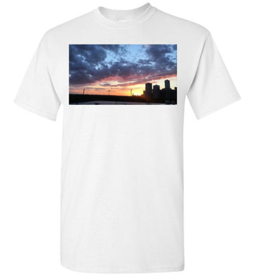 Adult Sunset T-Shirt