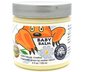 Baby, toddler balm lotion cream