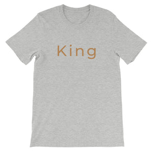 Men: King T-Shirt