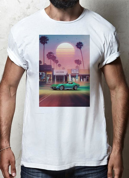 Adult: Hollywood Drive T-Shirt