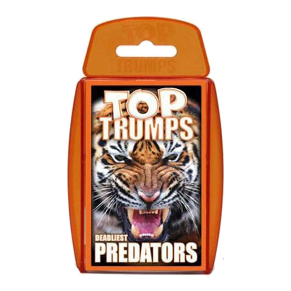 Tractors Top Trumps Card Game