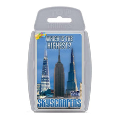 Skyscapers Top Trumps