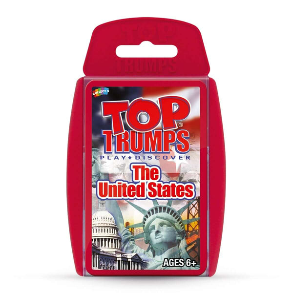 The United States Top Trumps - Top Trumps USA